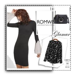 """""""romwe"""" by mediva-284 ❤ liked on Polyvore"""