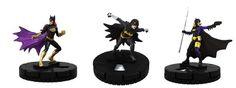 HeroClix: Here's Your Batgirl, Inc. (Barbara Gordon, Cassandra Cain, Stephanie Brown)