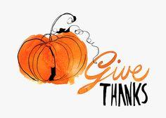 "Margaret Berg : fall / halloween: ""Give Thanks"" Pumpkin"