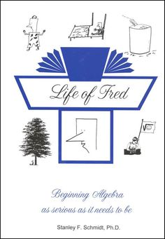 Life of Fred Algebra book - I did the LoF geometry- highly recommend it. And for those of you who don't know me that well, I hate math. This was the best math curriculum I ever used. It was still math, but. High School Algebra, Algebra 1, Calculus, Simplifying Rational Expressions, I Hate Math, Order Of Operations, Solving Equations, Math Books, Homeschool Curriculum