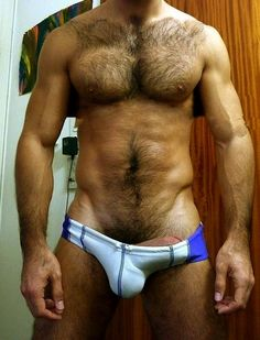Gay, straight, bi, who cares. If he's hot and hairy, that works for me. Warning: This blog is not...