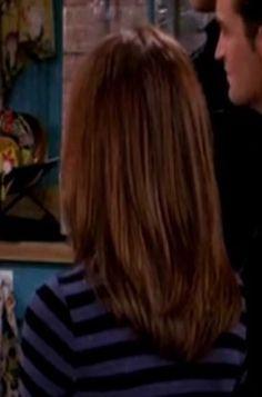 Rachel Green! FRIENDS season 3... Best hair cut, Jennifer Aniston