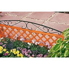 ... Fencing & landscaping Garden edging & borders Decorative Border Fence