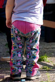 Freebook Hose Mädchen Knöpfle nähen Pants, Style, Fashion, Trouser Pants, Swag, Moda, Fashion Styles, Women's Pants, Women Pants