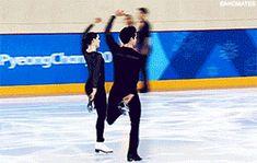 Roller Skating, Ice Skating, Figure Skating, Virtue And Moir, Tessa Virtue Scott Moir, Carolina Kostner, Figure Ice Skates, Skate 3, Tessa And Scott