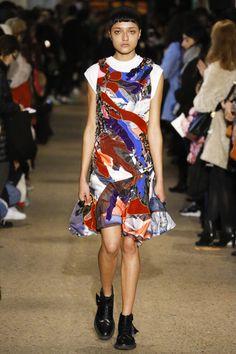 Koché Fall 2016 Ready-to-Wear Fashion Show