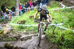 Canadas Derek Zanstra Racing) [P] Michal Cerveny Mtb, World Cup, Racing, Running, World Cup Fixtures, Lace, Mountain Biking