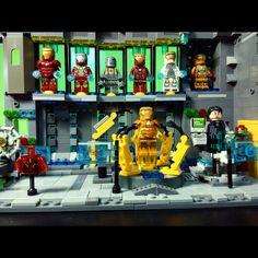 #lego #ironman