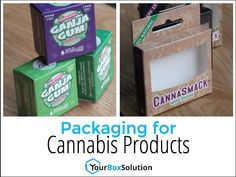 Cannabis Product Packaging | Your Box Solution blog