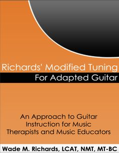 Looking for a method to help you in adapted guitar lessons? Check it out!