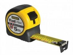 precision tools stanley. stanley tools fatmax blade armor magnetic tape 5m (width 31.7mm) precision 1