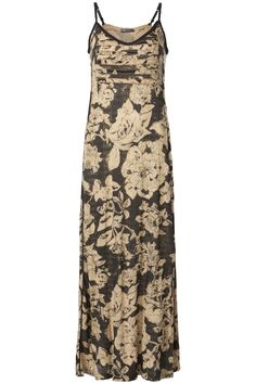 Morning Glow | Fall collection | Dress | Maxi | Print | Flowers