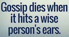 The Gustav Gous blog: Rumour has it … that gossip has been killed ...