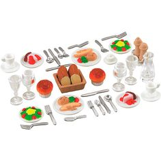 Brinquedo Sylvanian Families Conjunto Jantar para Dois - Epoch Magia