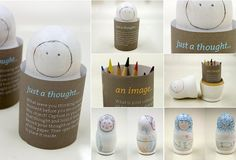 Cultural Probe / The Thought Catcher by cmprietz, via Flickr