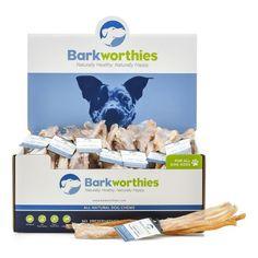 Barkworthies Angus Beef Tendons Dog Treats