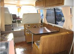 1974 GMC Canyon Lands: Retro interior is AWESOME!!