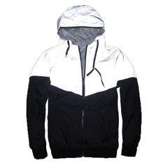 Hip Hop Windbreaker Thin Jacket