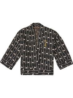 Doorgestikte kimonojas €75,- SALE