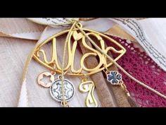 Γούρια 2017 στη Νεραϊδοχώρα - YouTube Bracelets, Youtube, Gold, Jewelry, Jewlery, Jewerly, Schmuck, Jewels, Jewelery