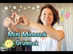 Mini Minnacık Örümcek Cocuk Sarkisi - YouTube