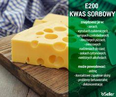 Kwas sorbowy, czyli E200, na które już tyle razy wpadłeś czytając etykiety produktów. Jak działa? Sprawdź sam.  #oseller #zdrowie #wszystkooe #jemswiadomie #jedzenie #healthy #food