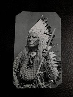 Native American Washakie Chief of the Shoshone
