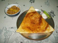 சிக்கன் கீமா தோசை / Chicken Keema Dosa / Indian Crepes Stuffed with Minced Chicken Filling - ThattuKada Recipes