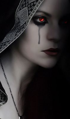 A tear...it seemed such a little thing...but to the woman who had never cried it was a tremendous step towards something she never thought she would face...redemption
