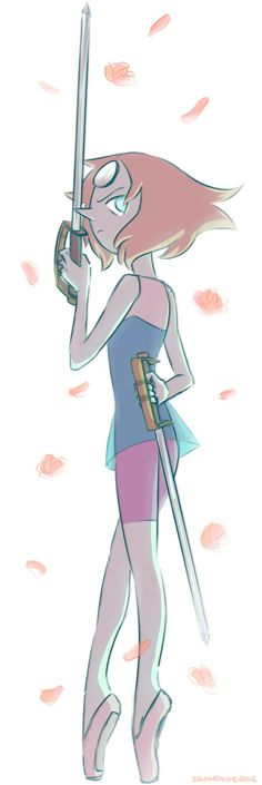 …and her terrifying renegade Pearl