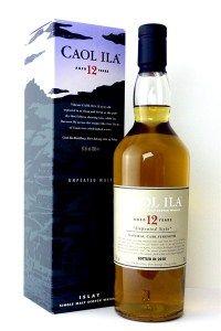 Caol Ila 12 year old: http://mymaltwhiskys.wordpress.com/2011/08/22/caol-ila-12-year-old/