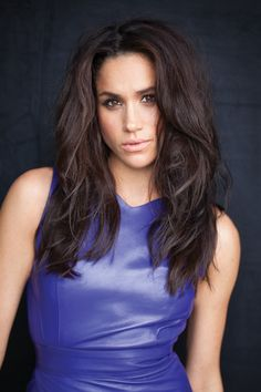 Meet Meghan Markle: The Suits actress talks freckles, odd…