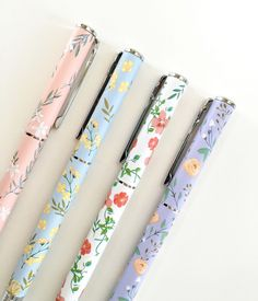 pretty fountain pens