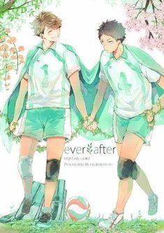 Oikawa X Iwaizumi, Haikyuu Nekoma, Nishinoya, Iwaoi, Kagehina, Kuroo, Haikyuu Anime, Akaashi Keiji, Anime Scenery Wallpaper