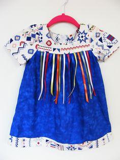 Toddler ribbon dress on etsy