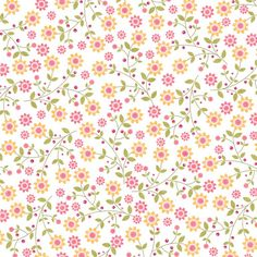 floral on white Digital Scrapbook Paper, Baby Scrapbook, Scrapbook Background, Wallpaper Aesthetic, Picasa Web Albums, Pattern Illustration, Paper Beads, Printable Paper, Paper Decorations