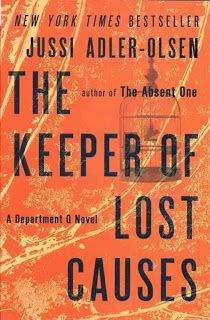 She is too fond of books: Mini Book Review: The Keeper of Lost Causes