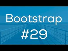 Curso completo de Bootstrap 29.- Ventanas emergentes / Modals - YouTube Neon Signs, Logos, Youtube, Progress Bar, Window Popup, Social Networks, Windows, Logo, Youtubers