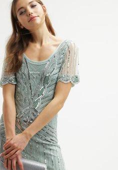 Für einen glänzenden Auftritt! Frock and Frill AUDREY - Cocktailkleid / festliches Kleid - guilford green für 174,95 € (28.11.15) versandkostenfrei bei Zalando bestellen.
