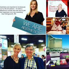 Here at the Aesthetic Meeting 2016 - ASAPS / ASERF - American Society for Aesthetic Plastic Surgery / Aesthetic Surgery Education & Research Foundation is a 6 day event being held from 2nd April to the 7th April 2016 at the Mandalay Bay Resort & Casino, in Las Vegas, USA. So much to learn, loving the trade expo and training workshops  Couple of quick snaps from the conference # allan kalus plastic surgeon #view from lecturer #cutelunchbox #lasvegas