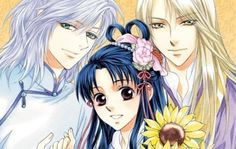 The Story of Saiunkoku | JustDubs Online: Dubbed Anime - Watch Anime English Dubbed