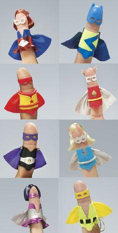 Finger Heroes!!