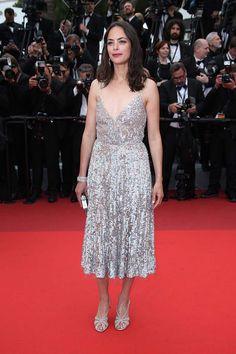Berenice Bejo in Valentino - Cannes 2016