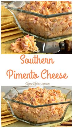 Southern Pimento Cheese is a classic cheese spread in the south and once was referred to as southern workers food in the Carolinas. Homemade Pimento Cheese, Pimento Cheese Recipes, Pimiento Cheese, Pimento Cheese Recipe Pioneer Woman, Cheese Dips, Cheese Appetizers, Unique Recipes, Great Recipes, Favorite Recipes