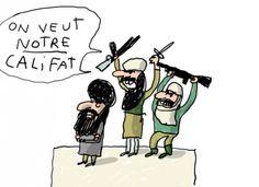 C'est quoi, le califat islamique ?