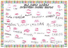 Mi grimorio escolar: LIBRO DEL CUMPLEAÑOS Colegio Ideas, First Day School, English Lessons, Classroom, Teaching, Ideas Para, Birthdays, Task Boxes, Birthday Book