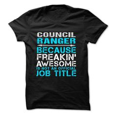 (Tshirt Most Order) Love being COUNCIL-RANGER Order Online Hoodies Tees Shirts