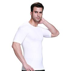 e22350e3e822ec Fitnesssun - Mens Quick Dry T Shirt - Compression Tights Base layer - Body  Shaper Sports Muscle Shirt    Details can be found by clicking on the image.