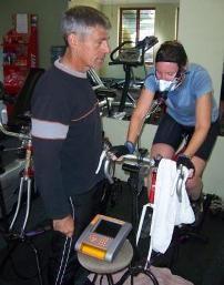 Robbie McIntosh * Personal Training * Specialised Training & Rehabilitation * Endurance Training body composition assessment strength flexibility cycling exercise rehabilitation
