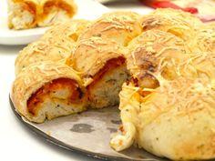 Bocaditos de pizza y pepperoni - MisThermorecetas